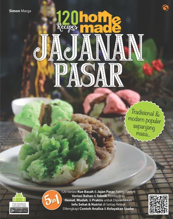 Jual 5 In 1 Homemade Jajanan Pasar Jakarta Barat Kedai ...