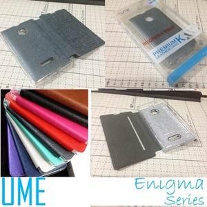 harga Uma premium leather case for microsoft lumia 435 ( flip cover lumia 43 Tokopedia.com