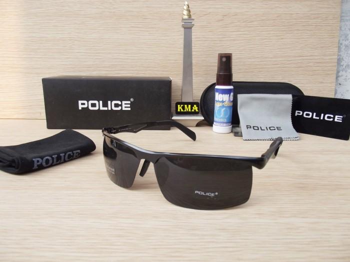 kacamata pria police - kacamata cowok - kacamata unisex - polaroid 91d10e2184