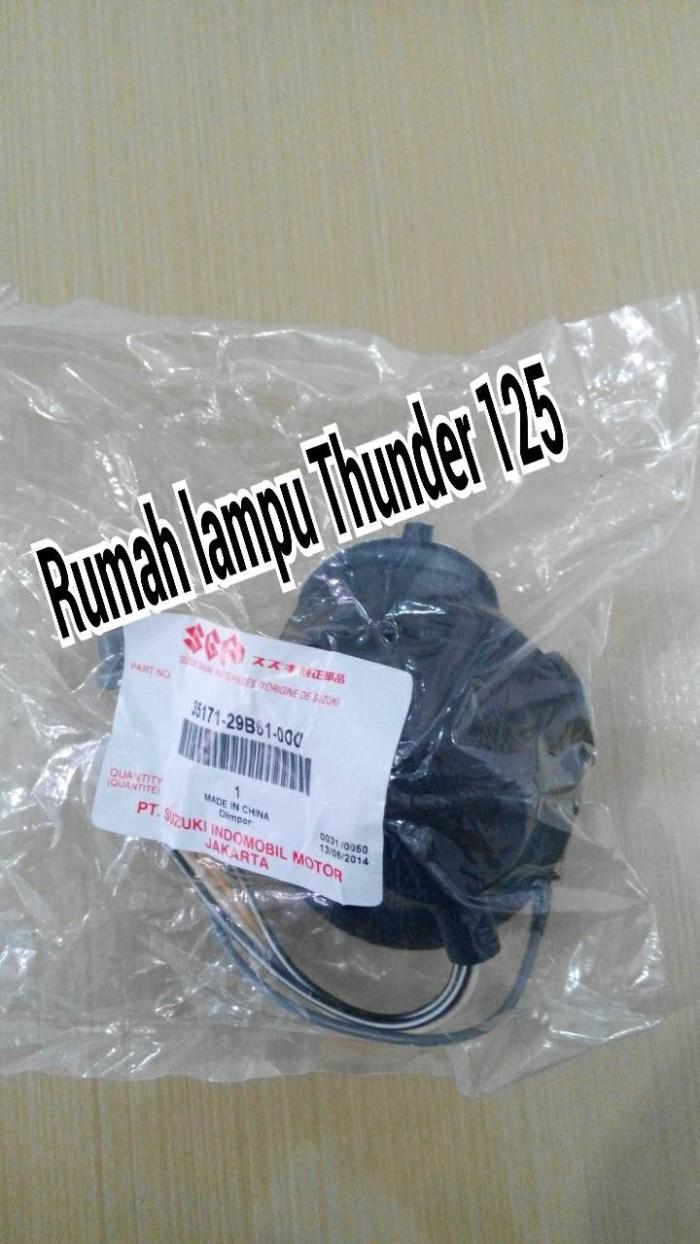 Jual Rumah Lampu Thunder 125 Aksibeli Tokopedia Wiring