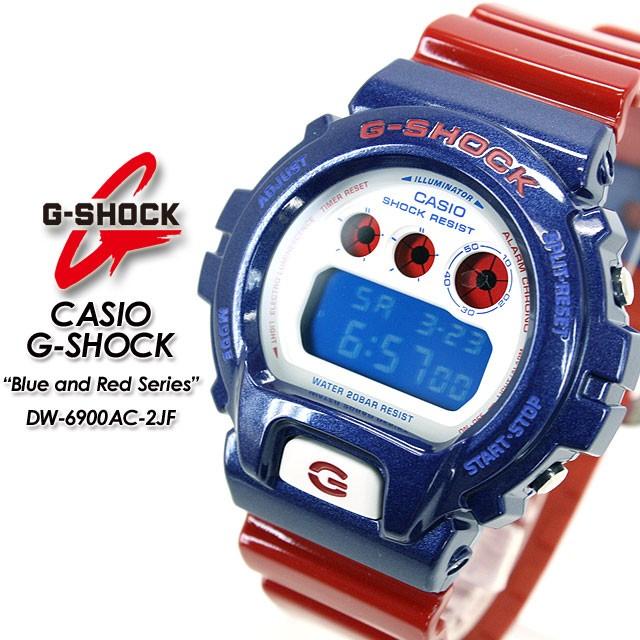 0d11ec2cc41e Jual CASIO G - SHOCK DW - 6900AC - 2 ORIGINAL - DKI Jakarta - Casio ...