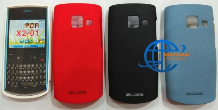 harga Nokia x2-01 - hardcase fosfor wellcomm Tokopedia.com