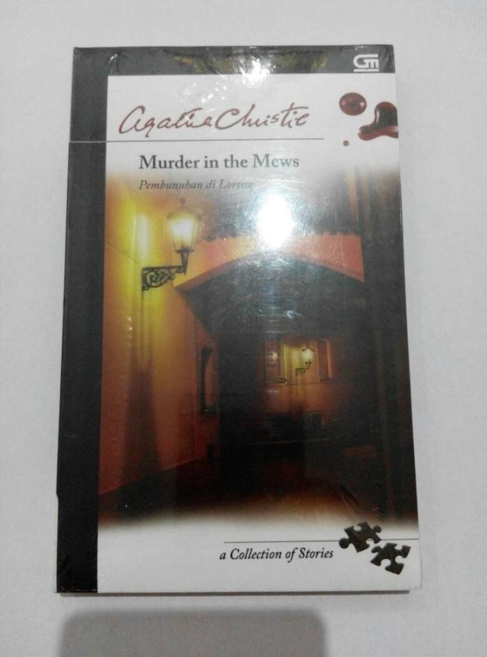 Agatha Christie - Pembunuhan di Lorong ( Murder in the Mews )
