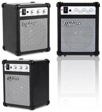 Jual MyAmp Classic Amplifier Portable Speaker Mini Black