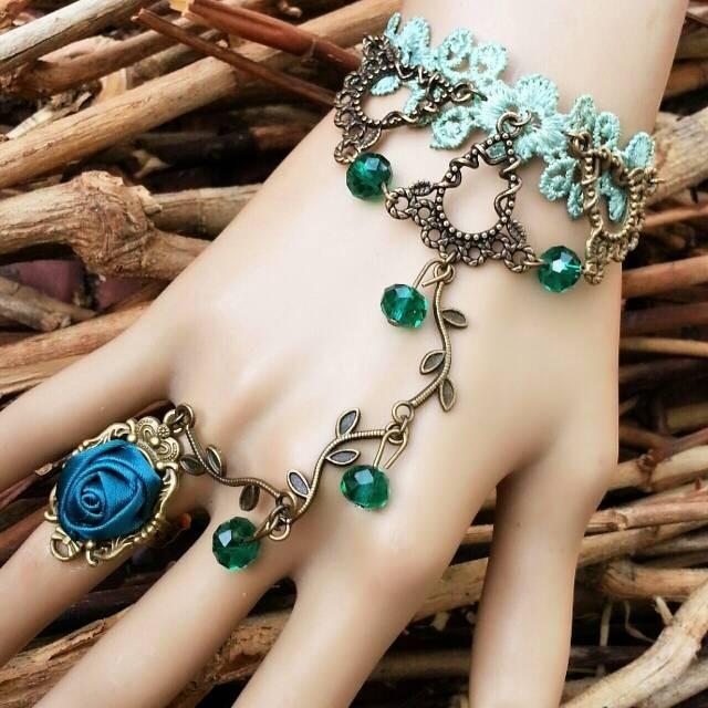 harga Aksesoris handmade india unik gelang cincin panja - accessories Tokopedia.com