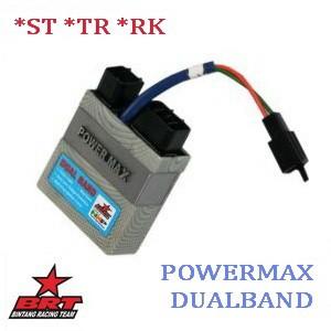 harga Cdi brt powermax kawasaki zx 130 dualband Tokopedia.com