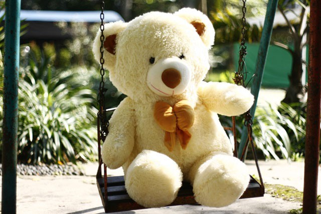 Jual Boneka Beruang Teddy Bear Besar Cream Kota Bandung Boneka Indonesia Tokopedia