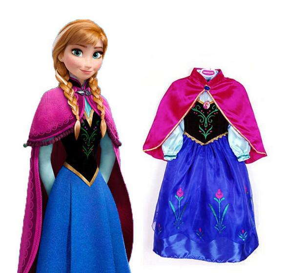 Jual Baju Pesta Anak Frozen Anna Hot Item Olx Baju