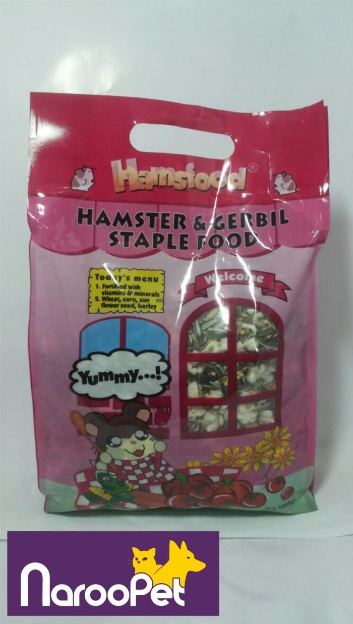 Hamster Food Hamsfood 1kg