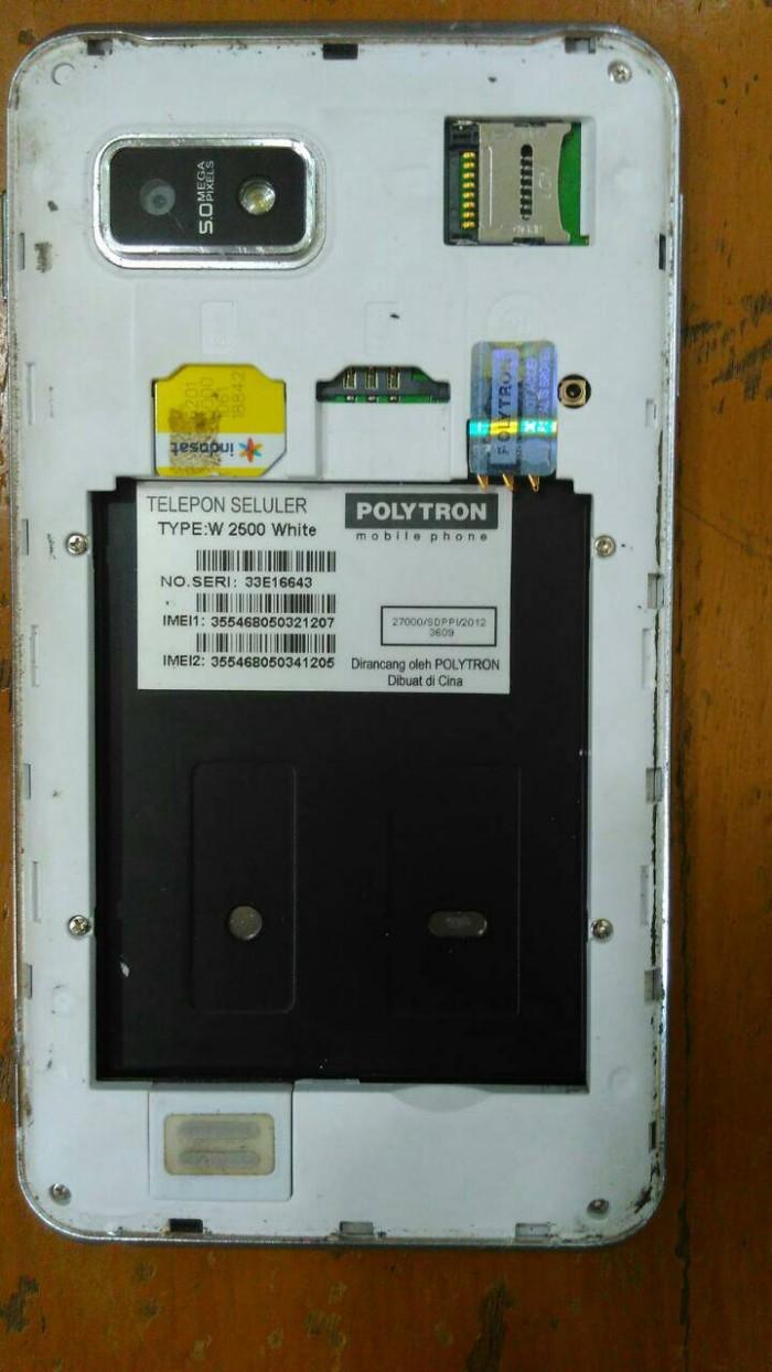 Jual Polytron 2500 Cek Harga Di W3430 Wizard Crystal Baterai Batre Batery Batere W2500 Modif