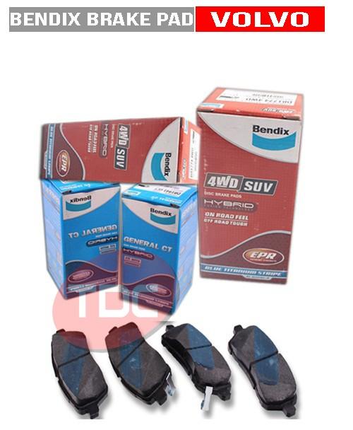 harga Volvo s90  v70  v90 740  760  960  r brake pad  bendix -tdc Tokopedia.com