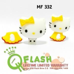 harga Flashdisk unik hello kitty yellow gown 16gb Tokopedia.com