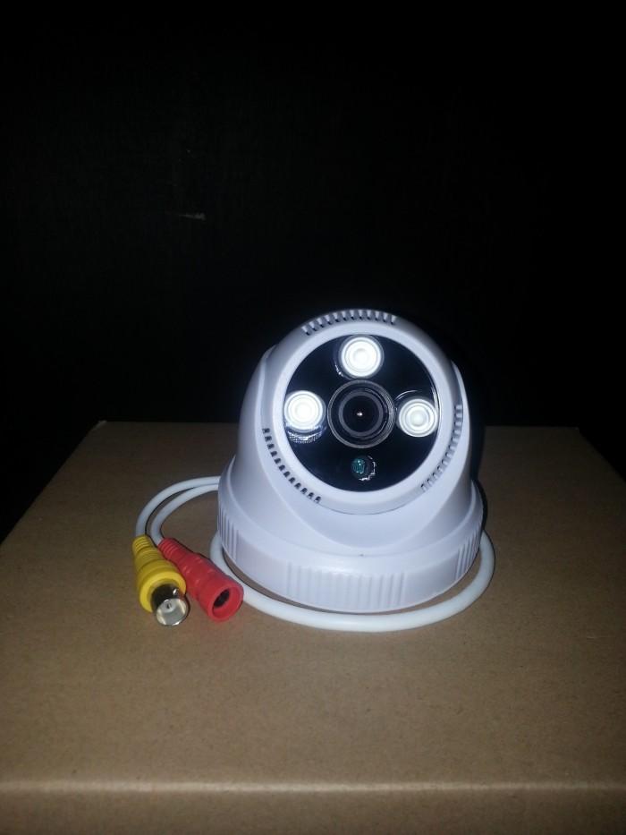 Cctv ccd camera indoor 800tvl 3 mata led ircut