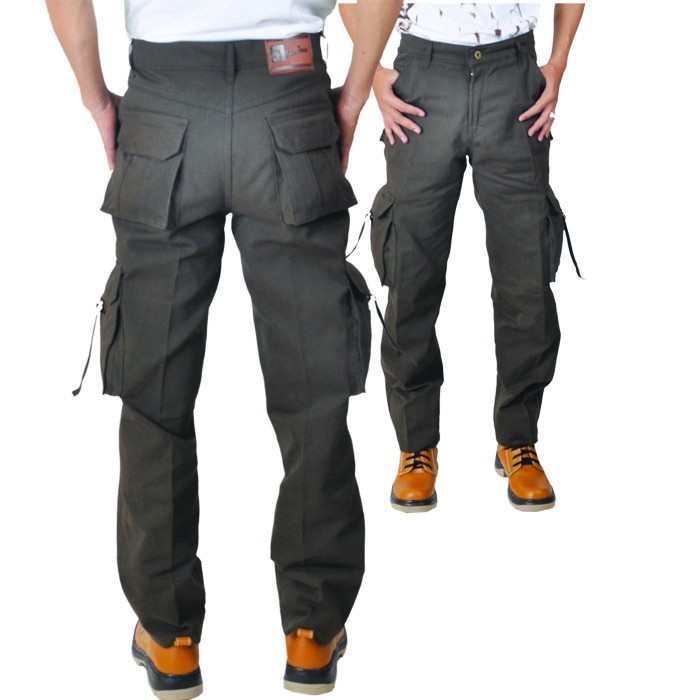 harga Celana panjang pria / celana cargo terbaru isl 974 / celana pdl pria Tokopedia.com