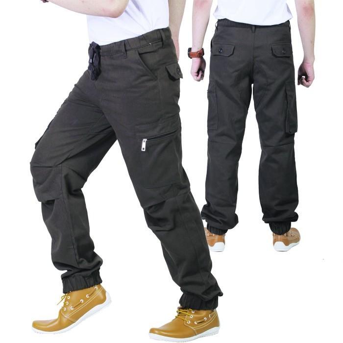 harga Celana panjang pria / celana cargo terbaru isl 976 / celana pdl pria Tokopedia.com