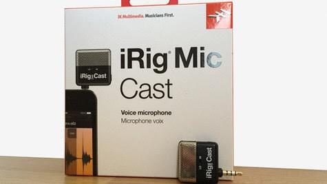 harga Irig mic cast. mic untuk apple ios dan android. baru murah dan bergar Tokopedia.com