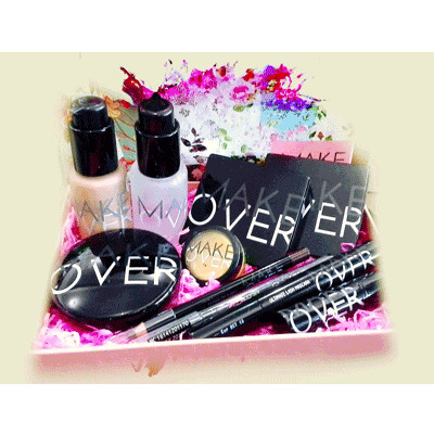 Jual Paket Make Up Make Over Wardah Series 1 Kota Surabaya Ilawedding Tokopedia