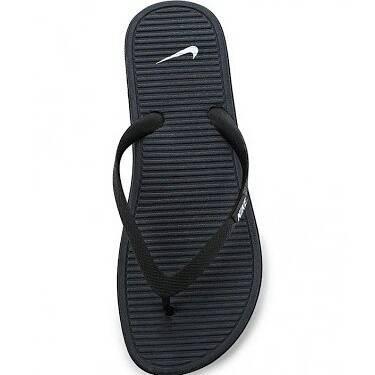 Jual Nike Sandals Solarsoft Thong 2 - Black - ShoopayamOnline ... 947f8bc1bc