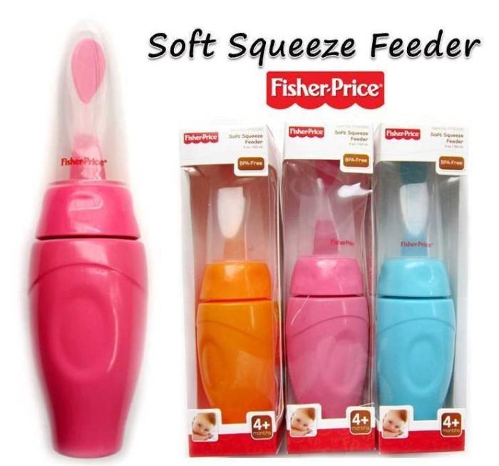harga Fisher price soft squeeze feeder ( botol sendok ) Tokopedia.com