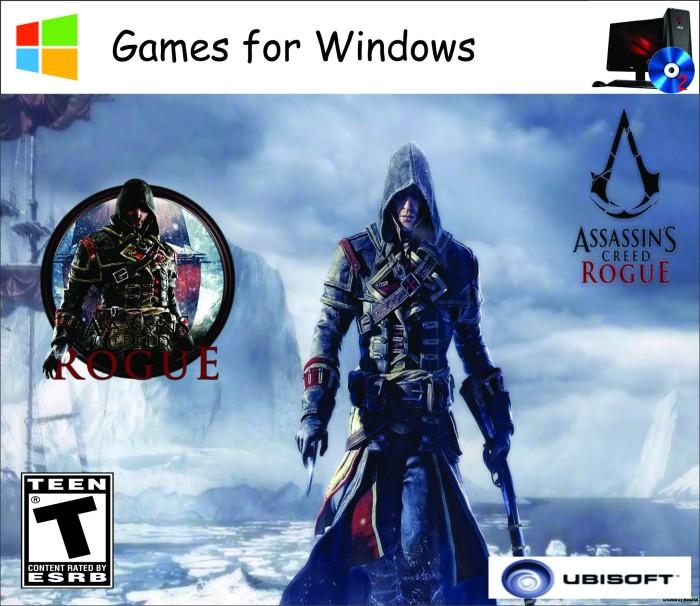 Jual Assassin S Creed Rogue Kota Tangerang Win Store Tokopedia