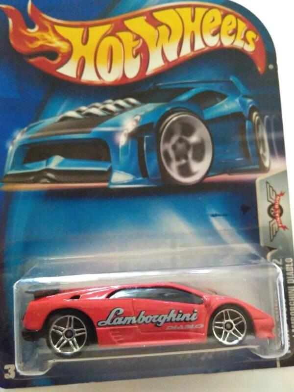 Jual Hotwheels Final Run Lamborghini Diablo Kota Bandung
