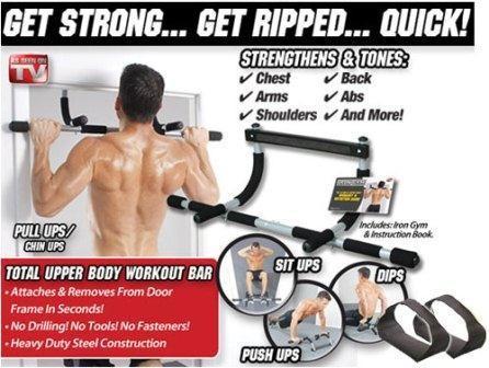 harga Alat fitness iron gym Tokopedia.com