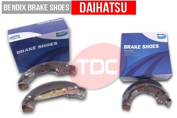 harga Classy / charade  brake shoes bendix /kampas rem daihatsu -tdc variasi Tokopedia.com
