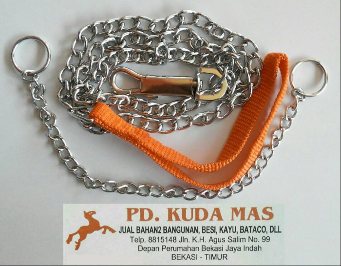 Foto Produk Rantai Anjing ATS 44 inci dari PD Kuda Mas