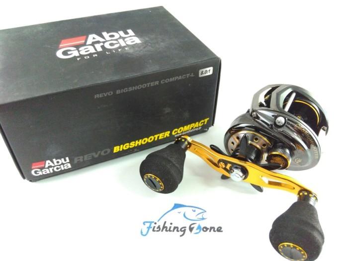 harga Abu garcia revo bigshooter compact-l low profile baitcasting reel Tokopedia.com