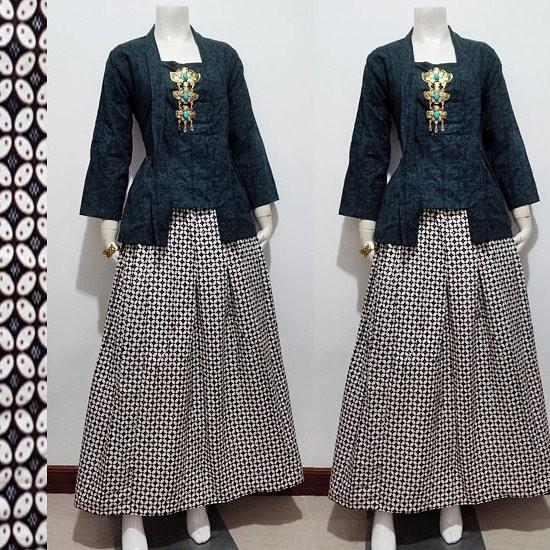 Jual Baju Batik Encim Untuk KondanganII  Halo batik  Tokopedia