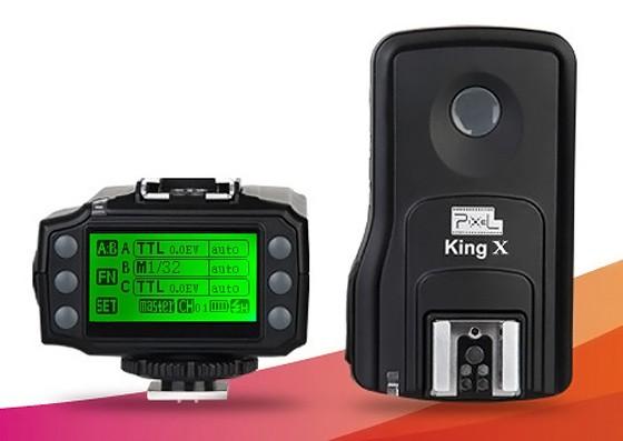 harga Pixel king pro 3rd generation wireless ttl flash tirgger - canon Tokopedia.com