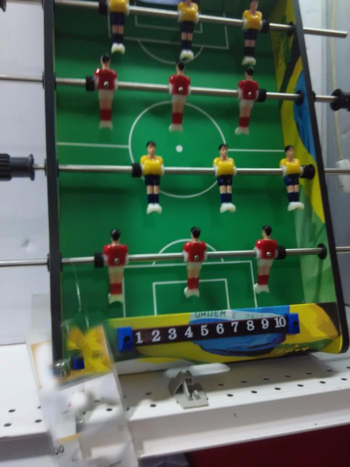 harga Table soccer game mainan sepak bola mini Tokopedia.com