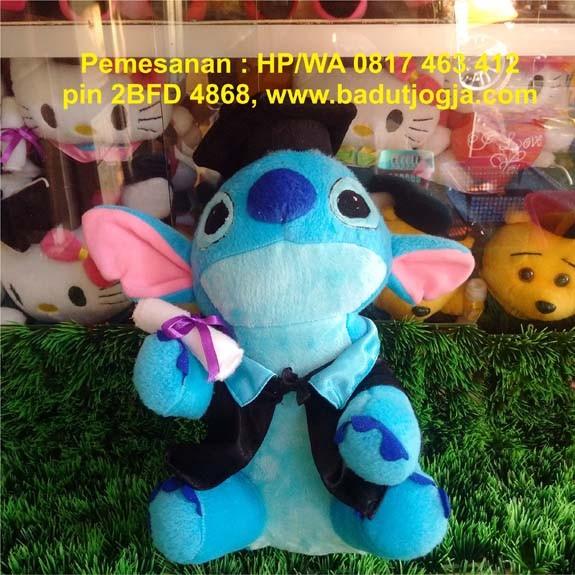harga Boneka wisuda stitch Tokopedia.com