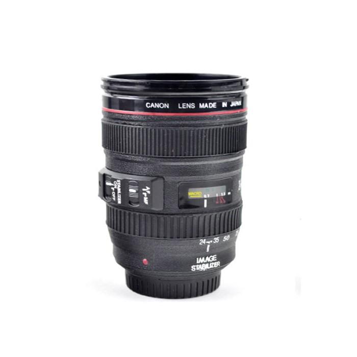 harga Mug gelas lensa camera tanpa tutup Tokopedia.com
