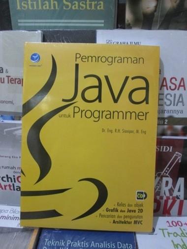 harga Pemrograman java untuk programmer+cd Tokopedia.com