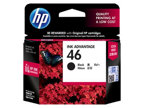 harga Tinta hp ink advantage 46 black (ink advantage 46 hitam) expired 2017 Tokopedia.com