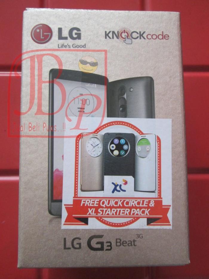 Lg G3 Beat D724 (resmi)