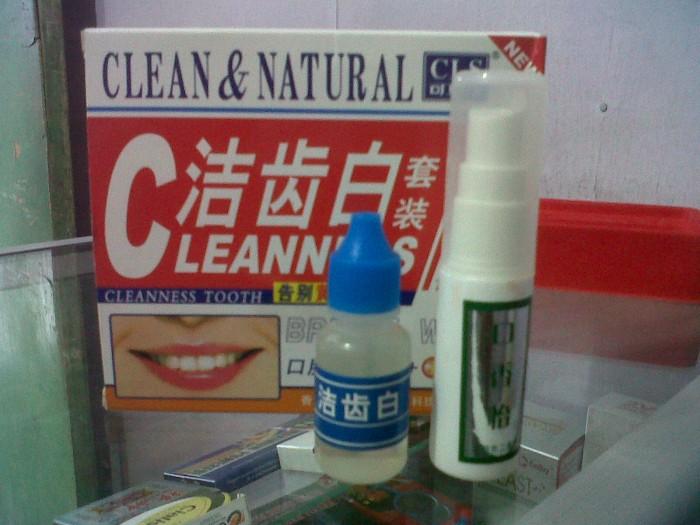 Jual Pemutih Gigi Herbal Alami Penghilang Karang Gigi Kuning Dll