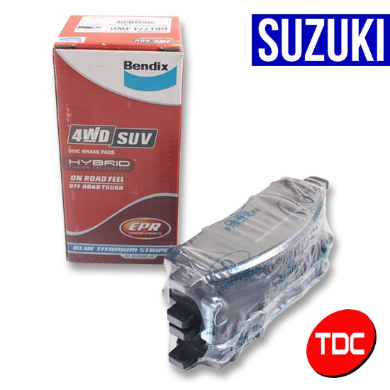 harga Escudo / sidekick bendix 4wd brake pad / kampas rem mobil suzuki - tdc Tokopedia.com