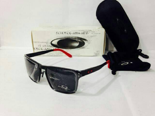 Jual Kacamata Oakley Lensa POLARIZED Holbrook Titan Black Ducati ... b9a8871c18