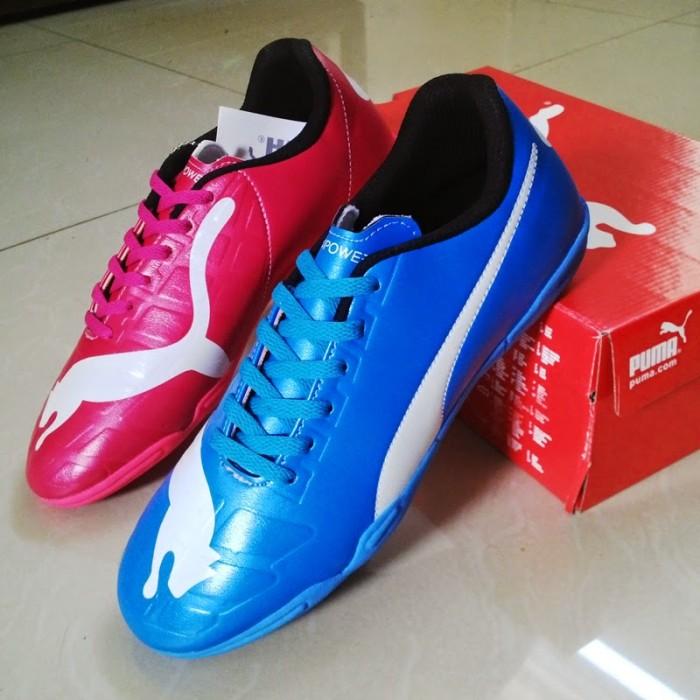 Sepatu Futsal Puma Evospeed 3.0 Pink Birumuda (murah diskon grosir). Toko  dalam status moderasi 9d009c21e5