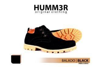 Humm3r Balado Original , Sepatu Boot Pria Keren harga Murah