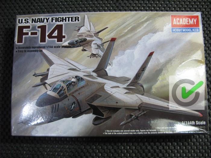 harga Model Kit / Mokit Academy - Pesawat F14 Tomcat Tokopedia.com