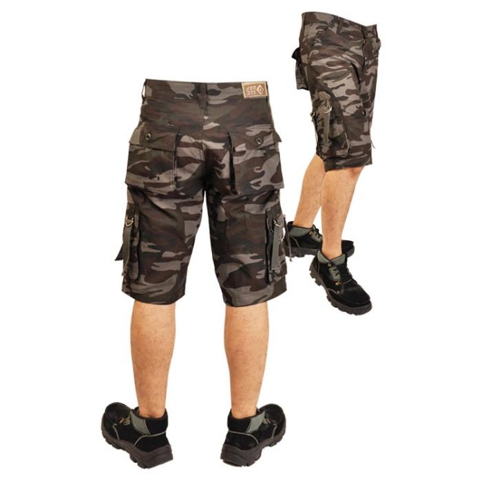 harga Celana pendek pria /celana cargo army /celana pdl pendek isc 303 Tokopedia.com