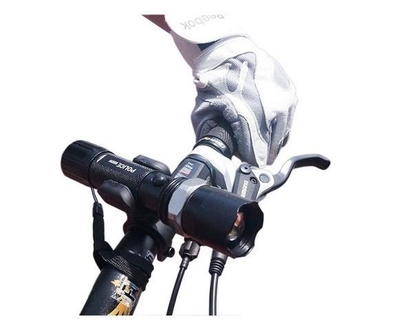 harga Senter sepeda police swat 99000w plus braket sepeda Tokopedia.com
