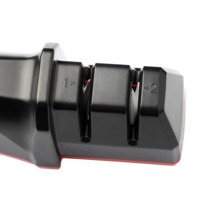 Tanica Dual Stage Knife Sharpener Pengasah Pisau