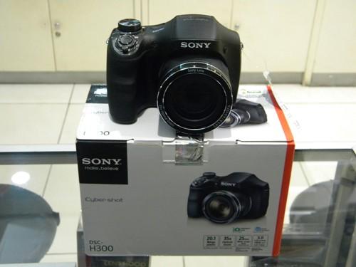 harga Sony cyber-shot dsc-h300 35x optical zoom Tokopedia.com