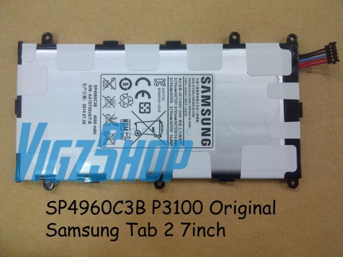 harga Battery/batre/baterai samsung galaxy tab 2 7.0 p3100 original Tokopedia.com