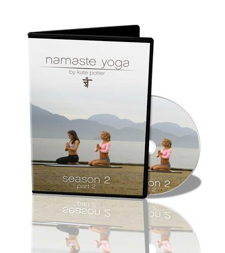 harga Dvd senam namaste yoga: season 2 part 2-kate potter Tokopedia.com