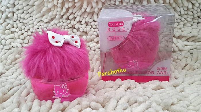 Jual Parfum Mobil Hello Kitty Pita Pink Cek Harga Di Priceareacom